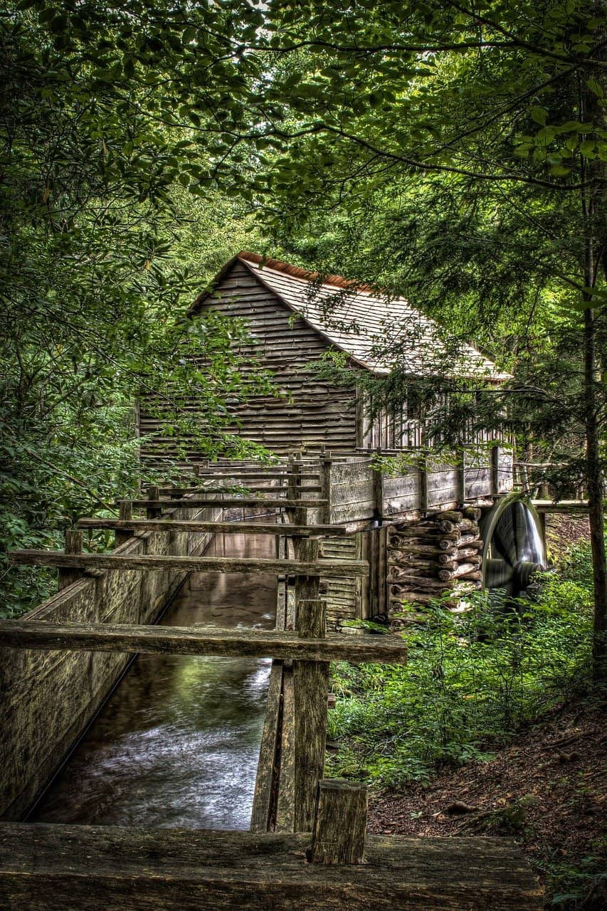 Grist Mill Cades Cove
