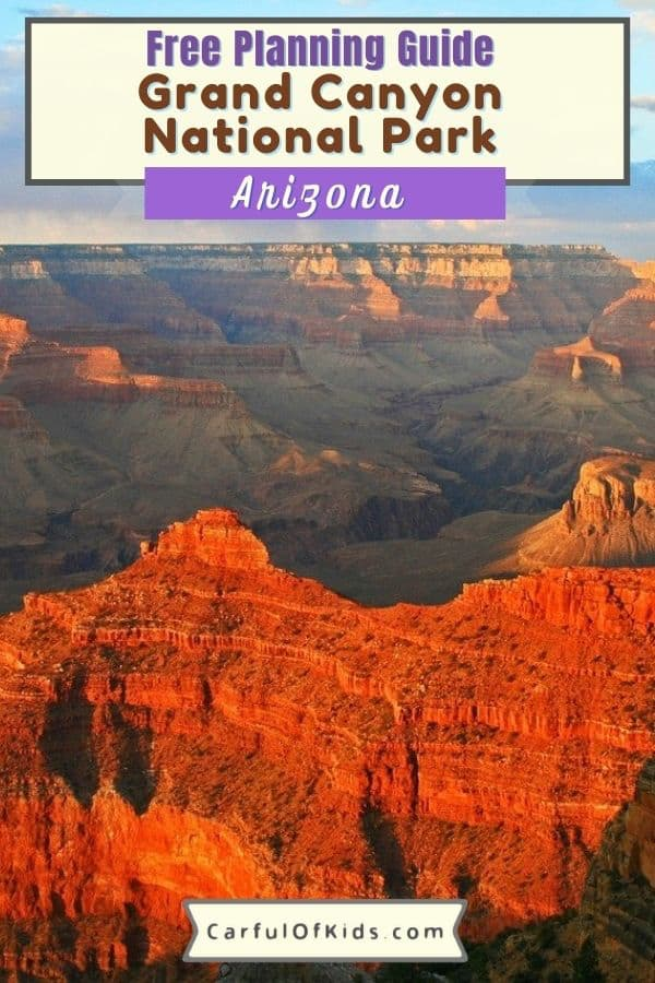 Visit an American icon at the Grand Canyon in Northern Arizona. Explore the National Park and experience the desert southwest from the air, from the water and hanging over the South Rim's edge. Find 25 things to do at the Grand Canyon. What to do at the Grand Canyon's South Rim | Where to stay at the Grand Canyon National Park | Where to eat near the Grand Canyon National Park #NationalParks #Arizona