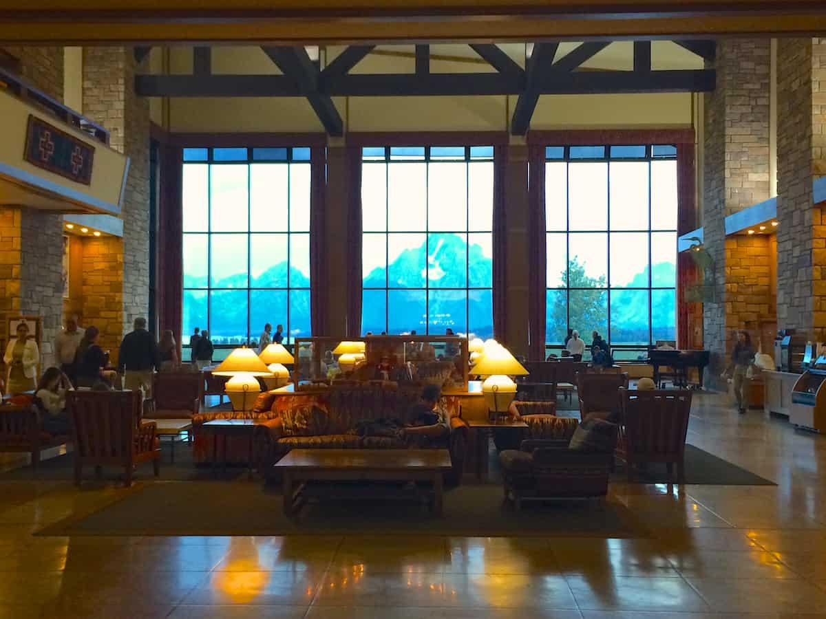 Jackson-lodge Grand Teton